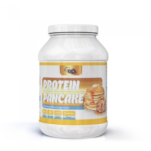 PURE NUTRITION PROTEIN PANCAKE 2270 ГРАМА