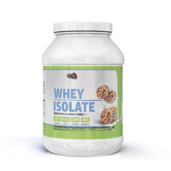 PURE NUTRITION - WHEY ISOLATE - 908 Г