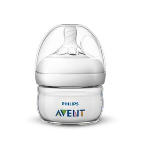 Philips AVENT Natural Шише за хранене 60ml, PP