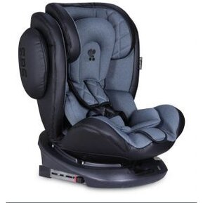 Lorelli Стол за кола Aviator Isofix 0-36KG Black+Dark Grey