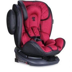 Lorelli Стол за кола Aviator Isofix 0-36KG Black+Red
