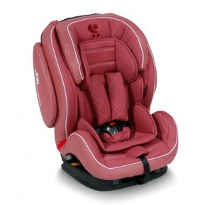 Стол за кола Lorelli MARS ISOFIX ROSE LEATHER 9-36 кг
