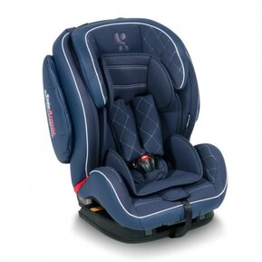 Стол за кола Lorelli MARS ISOFIX DARK BLUE LEATHER 9-36 кг