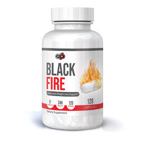 PURE NUTRITION - BLACK FIRE - 120 КАПСУЛИ