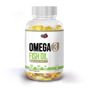 PURE NUTRITION - OMEGA 3 FISH OIL - 50 ДРАЖЕТА