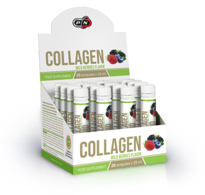 PURE NUTRITION - COLLAGEN LIQUID - WILD BERRIES - 25 ML